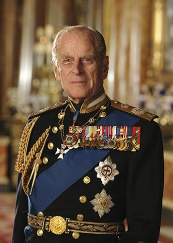 Death of His Royal Highness The Prince Philip, Duke of Edinburgh.